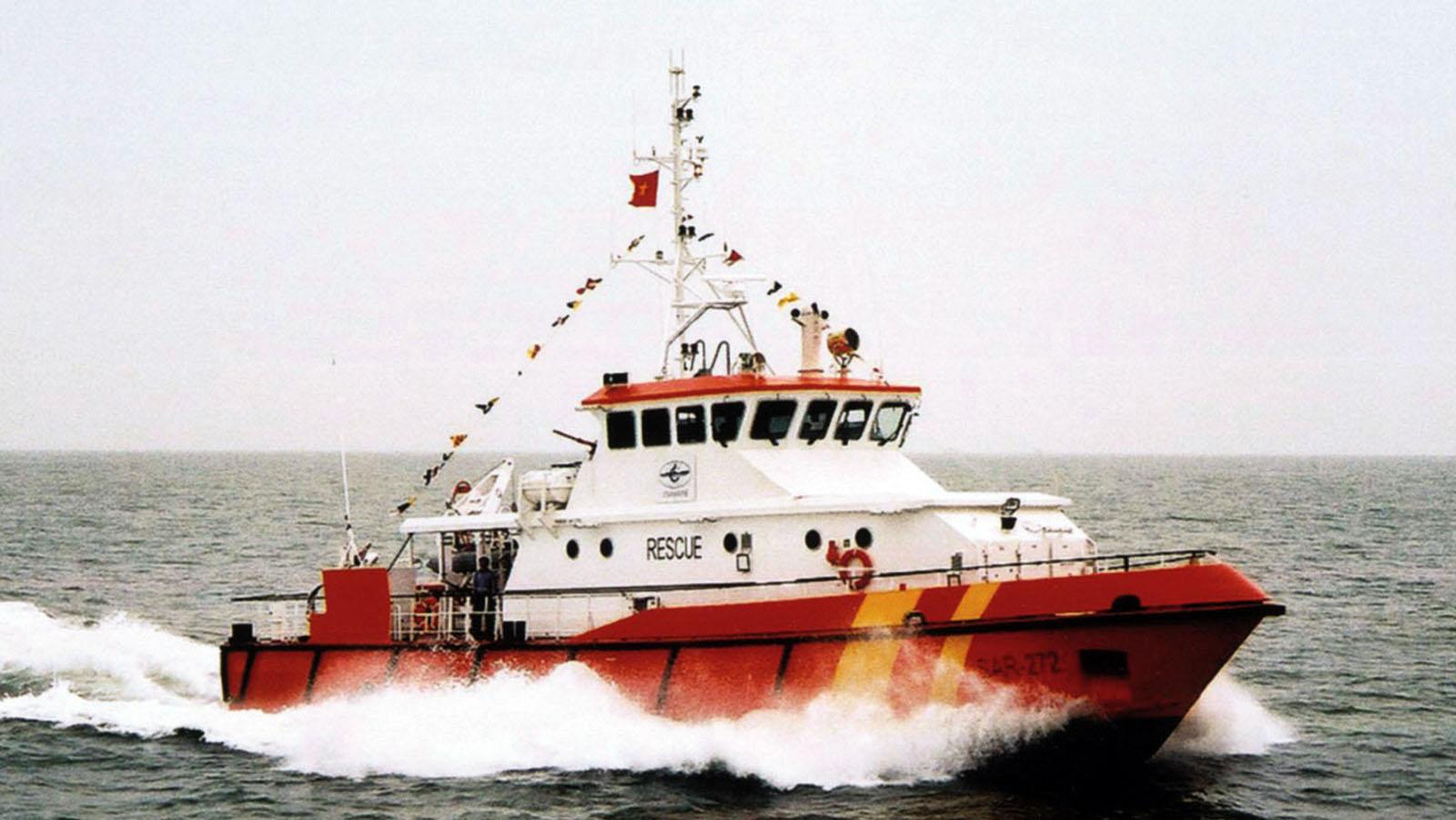 Hành trình chinh phục biển của lực lượng cứu nạn | Nhân Dân